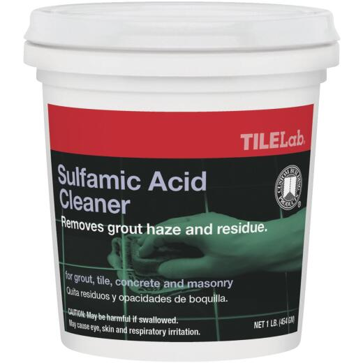TILELab 1 Lb. Crystals Sulfamic Acid Cleaner