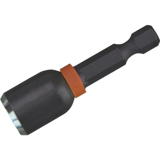 Milwaukee 7/16 In. x 1-7/8 In. Power Impact Nutdriver