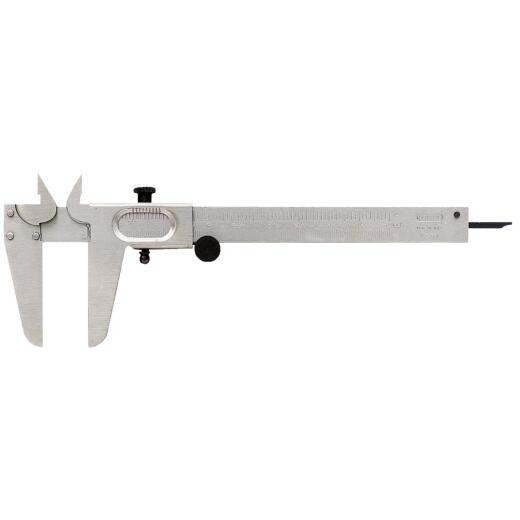 General Tools 5 In. Fractional Vernier Caliper
