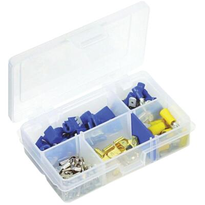 Flambeau Tuff Tainers 4-Pocket Parts Storage Box