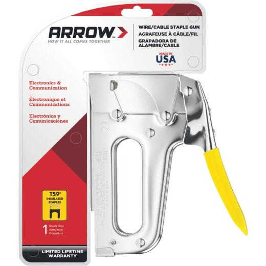 Arrow T59 Insulated Wire and Cable Staple Gun