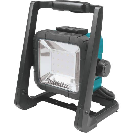 Makita 18 Volt LXT Lithium-Ion 20 LED Corded/Cordless Work Light (Bare Tool)