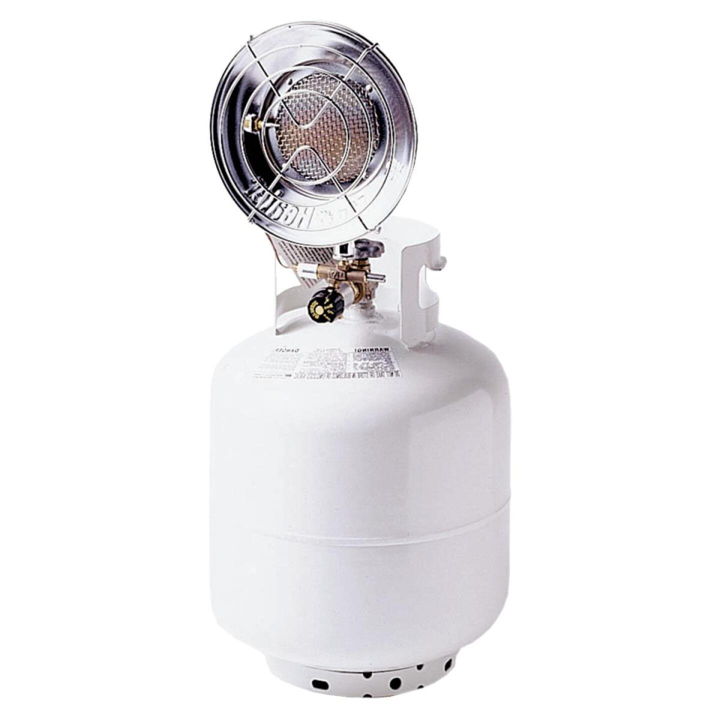 MR. HEATER 15,000 BTU Radiant Single Tank Top Propane Heater Image 5