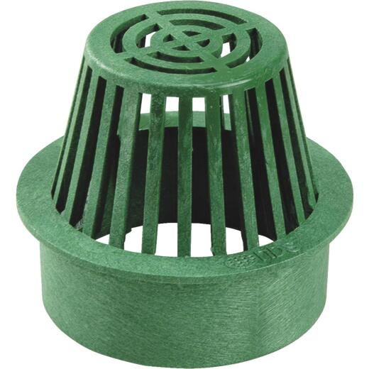 NDS 3 In. Green Structural Foam Polyethylene Atrium Grate