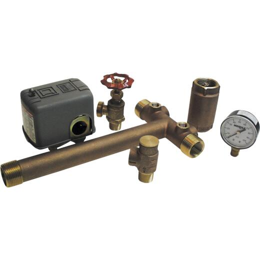 Star Water Systems Low Lead Submersible Pump Fittings Package