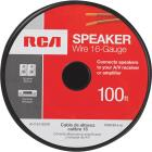 RCA 100 Ft. 16-2 Stranded Speaker Wire Image 2