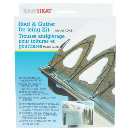 Easy Heat 30 Ft. 120V 5W De-Icing Roof Cable