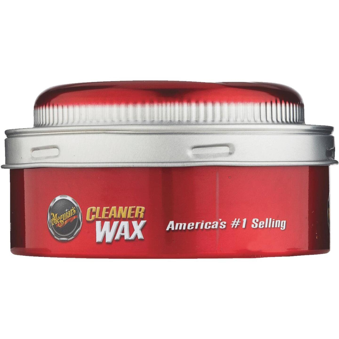 Meguiars 11 oz Paste Car Wax Image 2