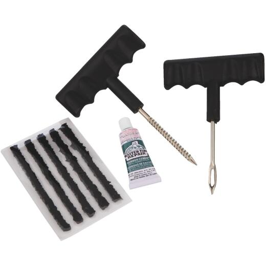 Master Tire Repair Professional Tubeless Tire Repair Kit (8-Piece)
