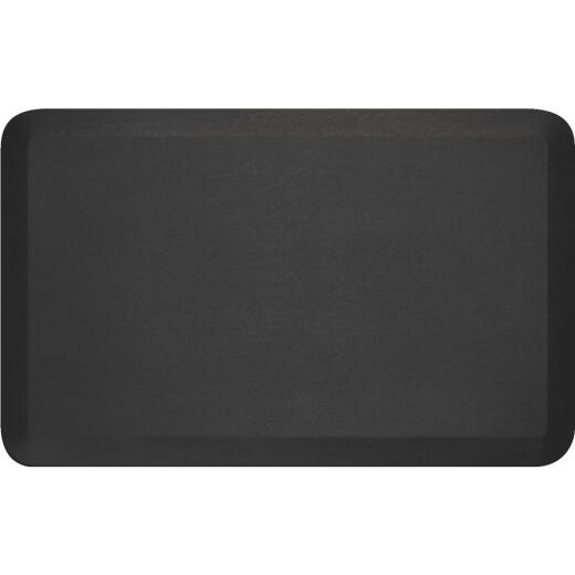 GelPro NewLife 20 In. x 32 In. Black Eco-Pro Commercial Anti-Fatigue Mat