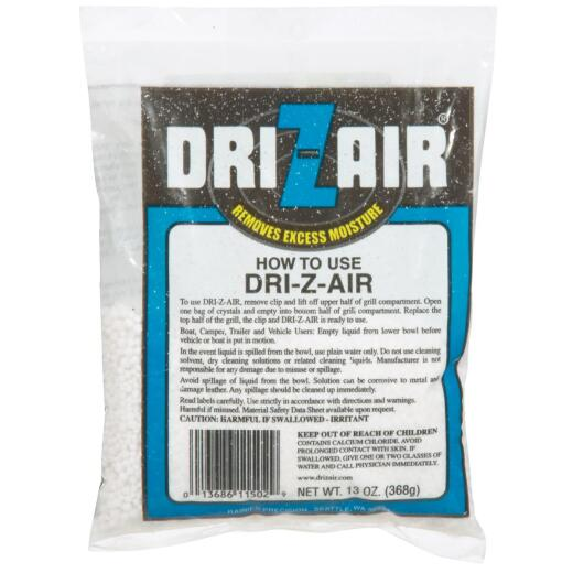 Dri-Z-Air 13 Oz. Fragrance Free Moisture Absorber Crystals Refill