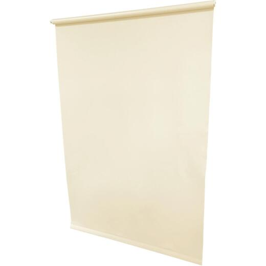 Friedland Shades Galaxy 37-1/4 In. x 78 In. Ivory Medium Room Darkening Vinyl Roller Shade
