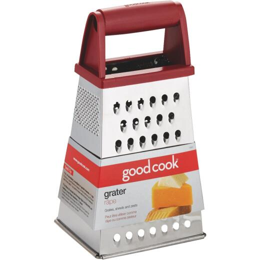 Goodcook 4-Sided Stainless Steel Grater