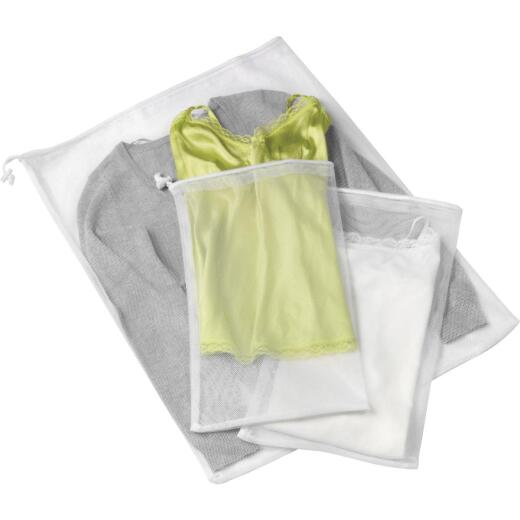 Honey Can Do Laundry Washing Bag (3-Piece)