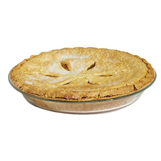 Pyrex 9 In. Glass Pie Plate