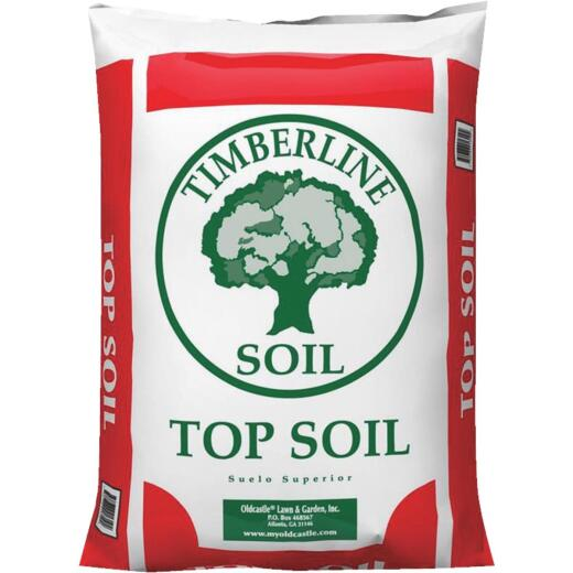 Timberline 1 Cu. Ft. 34 Lb. All-Purpose Top Soil