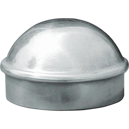 Midwest Air Tech Rounded Post 1-7/8 in. Aluminum Cap