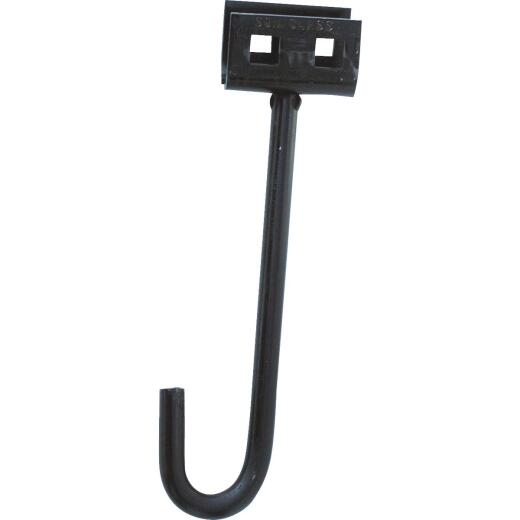 Tie Down J-Rod Galvanized Steel Concrete Anchor
