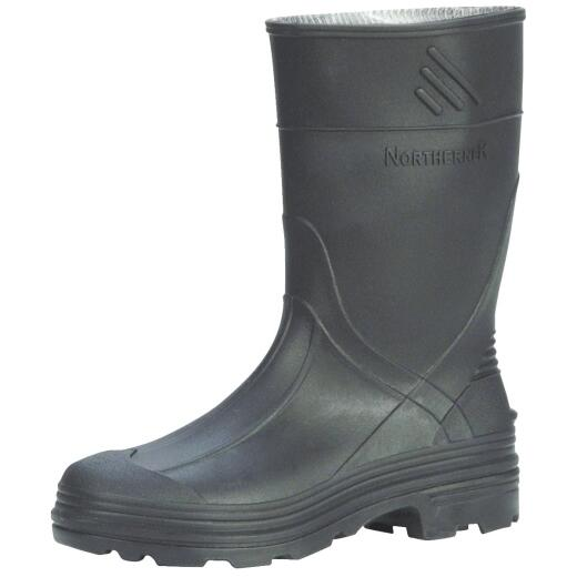 Honeywell Servus Youth Size 5 Black PVC Rubber Boot