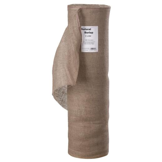 Easy Gardener 150 Ft. W. x 3 Ft. L. Natural Burlap