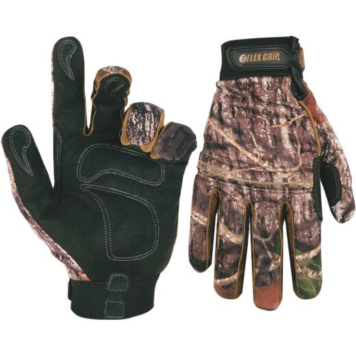 CLC Timberline Men's Large Synthetic Leather High Dexterity Winter Glove