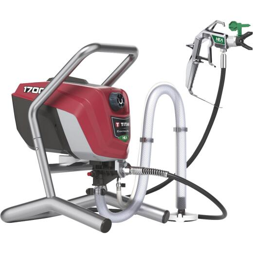 Titan ControlMax 1700 High Efficiency Airless Paint Sprayer