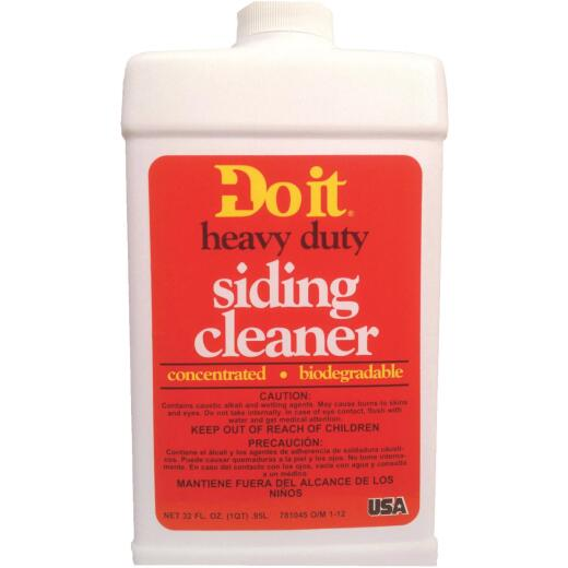 Do It Heavy-Duty Concentrated Siding Cleaner, 1 Qt.