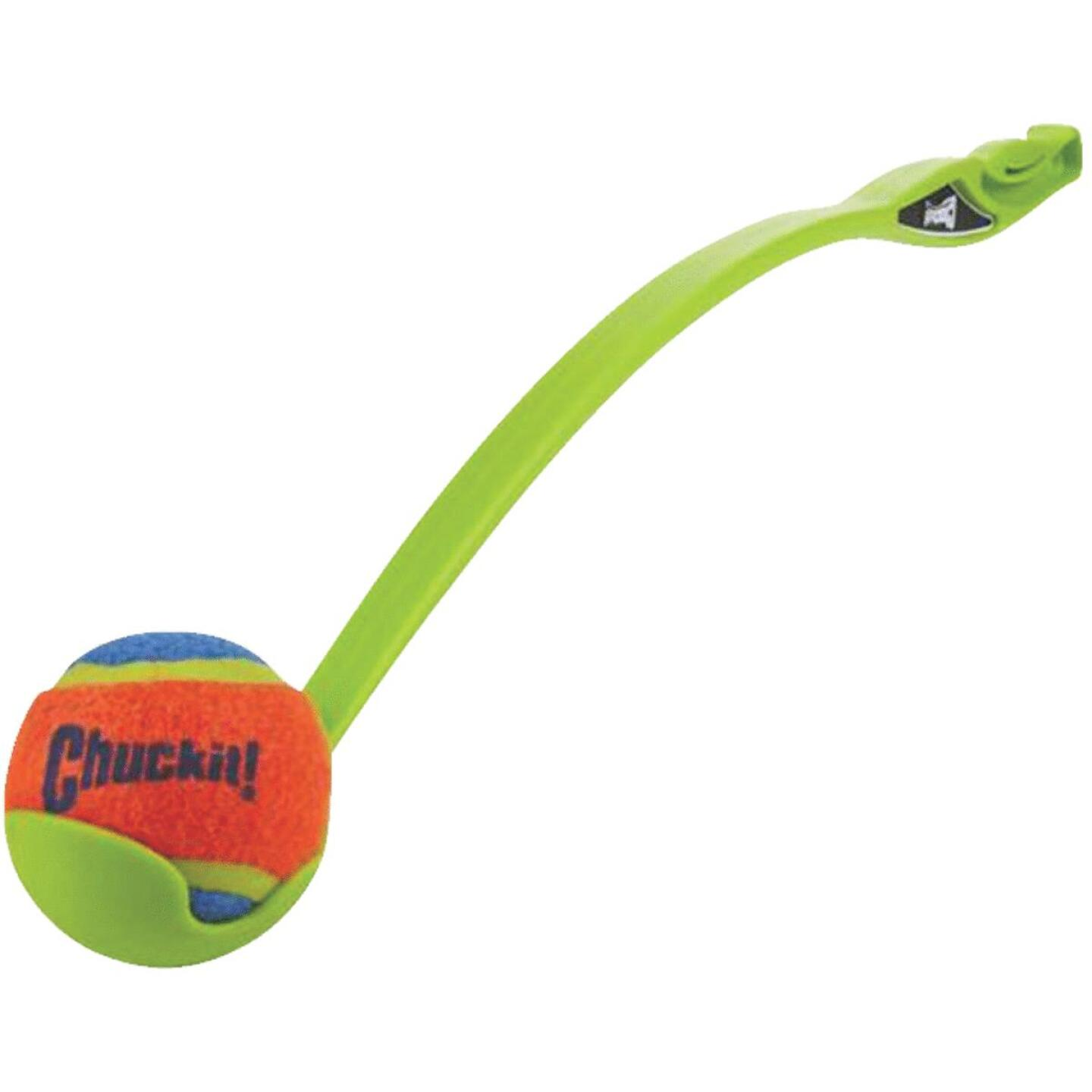 Petmate Chuckit Medium Ball Launcher Dog Toy Image 1