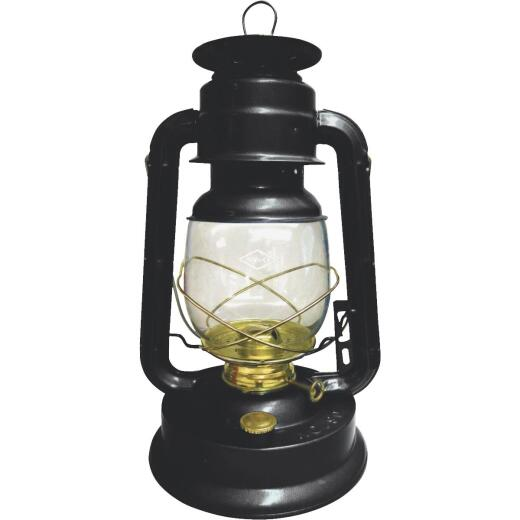 21st Century V&O 13-1/2 In. Black Liquid Fuel Lantern