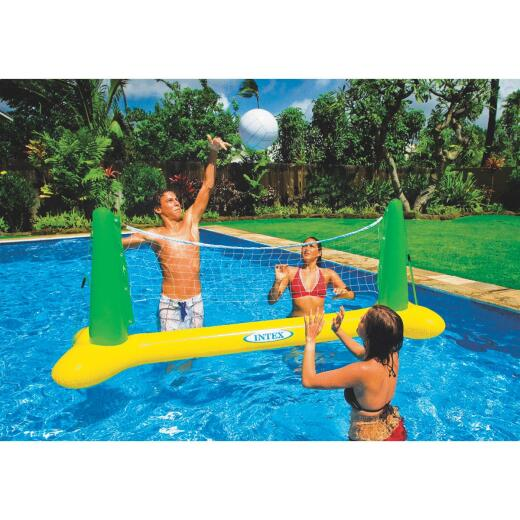 Intex 2 or More Players Inflatable Pool Volleyball Game