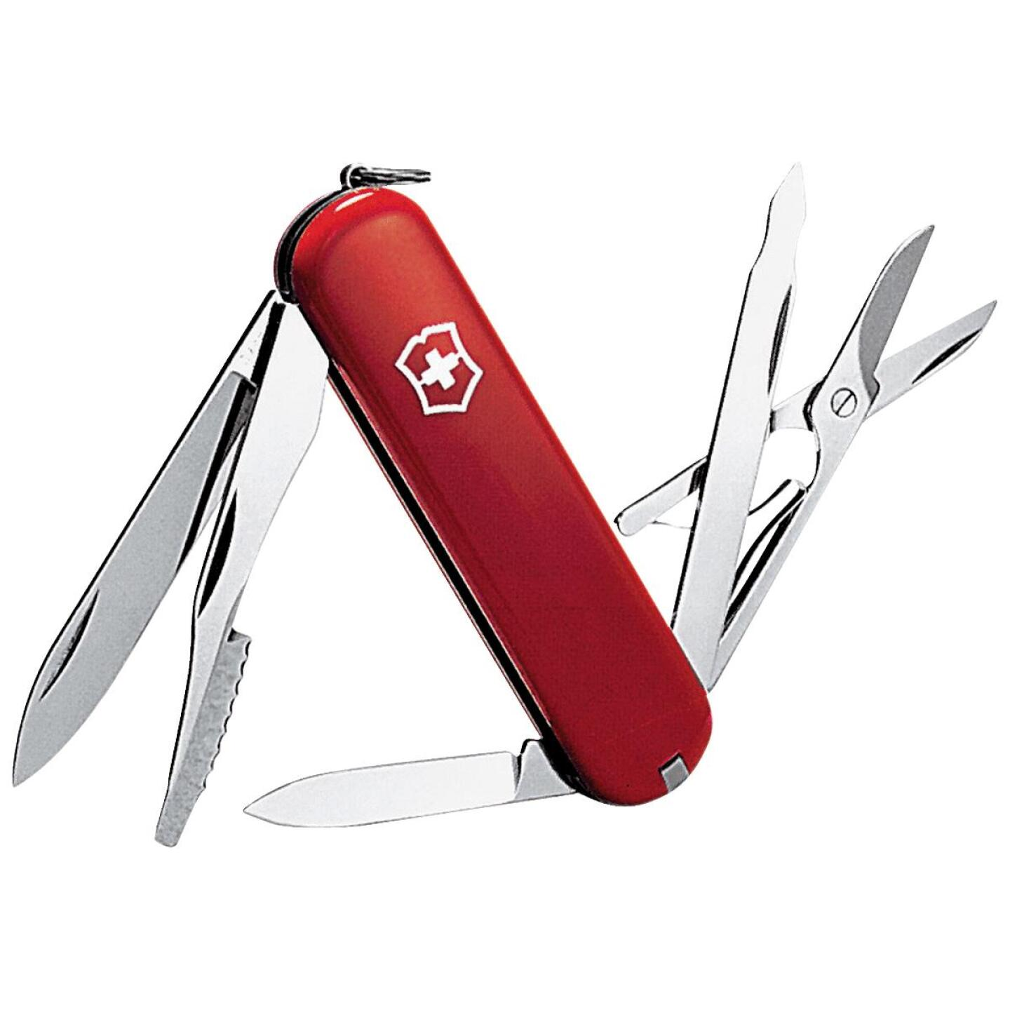 Victorinox Executive 9-Function 3 In. Red Swiss Army Knife Image 1