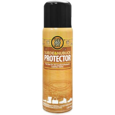 Shoe Gear 6 Oz. Aerosol Spray Suede & Nubuck Water & Stain Protector