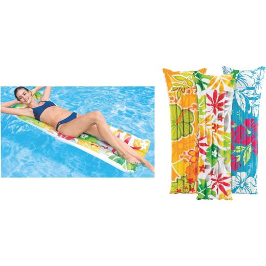 Intex Transparent Fashion Mat Pool Float