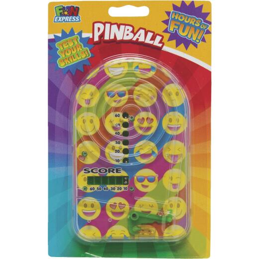 Fun Express Multi-Colored Plastic Pinball
